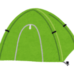 ワンタッチ簡易テント